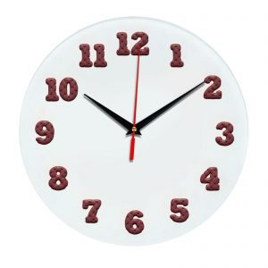 3D часы настенные 430