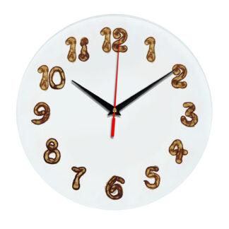 3D часы настенные 432