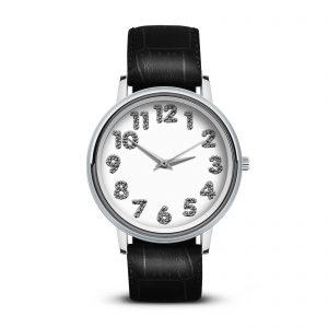 3D часы наручные 433
