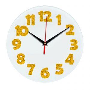 3D часы настенные 434