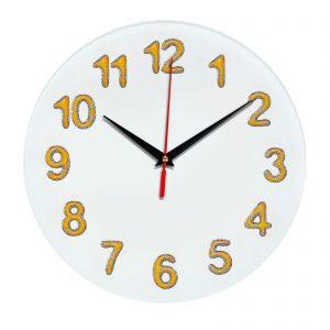 3D часы настенные 436