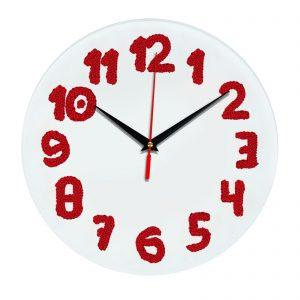 3D часы настенные 438