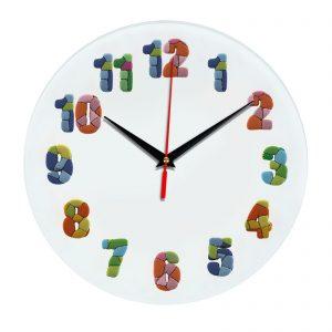 3D часы настенные 439