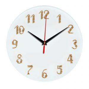 3D часы настенные 442