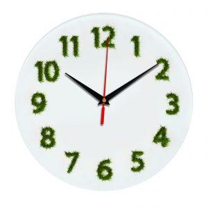 3D часы настенные 445