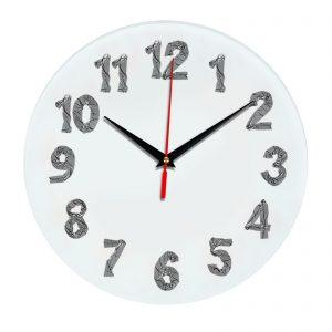 3D часы настенные 447