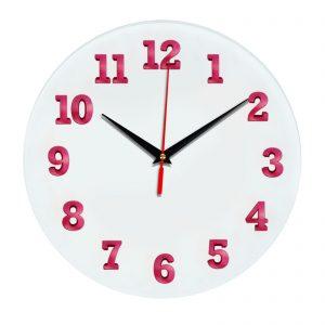 3D часы настенные 451