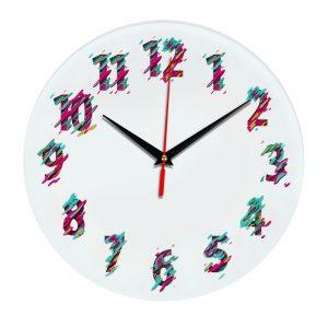 3D часы настенные 452