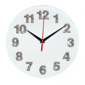 3D часы настенные 455