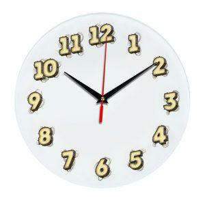 3D часы настенные 456