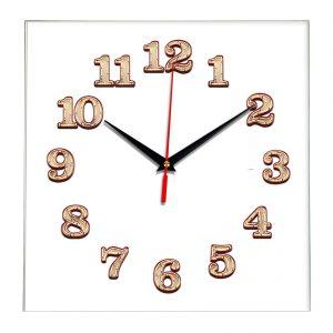 3D часы настенные 461