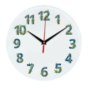 3D часы настенные 464