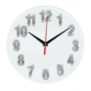 3D часы настенные 466