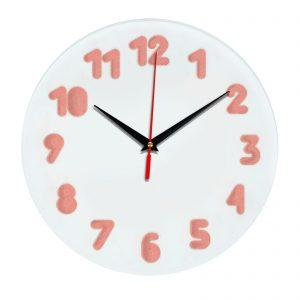 3D часы настенные 467