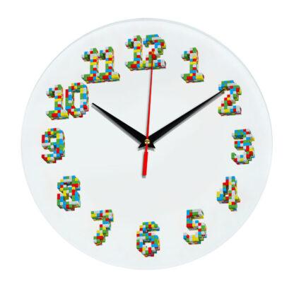 3D часы настенные 469