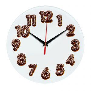 3D часы настенные 471