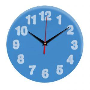3D часы настенные 472