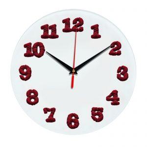 3D часы настенные 473