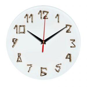 3D часы настенные 476