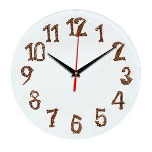 3D часы настенные 477