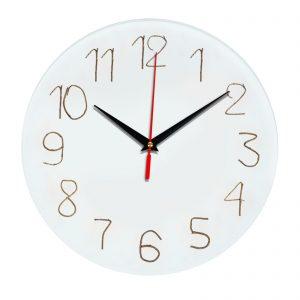 3D часы настенные 478