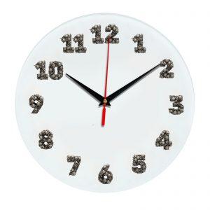 3D часы настенные 479
