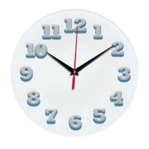 3D часы настенные 480