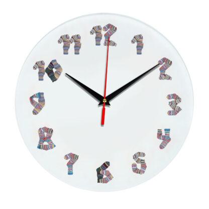 3D часы настенные 482