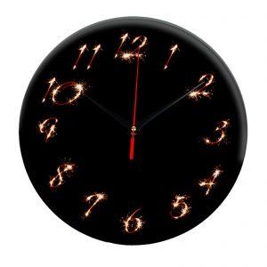 3D часы настенные 483