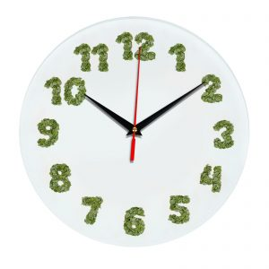 3D часы настенные 487