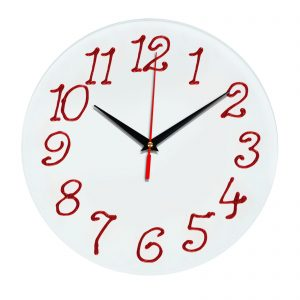 3D часы настенные 490