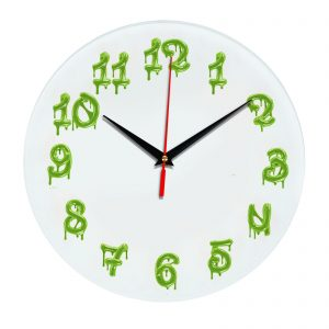 3D часы настенные 492