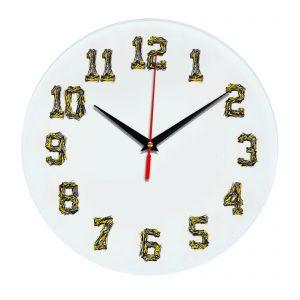 3D часы настенные 494