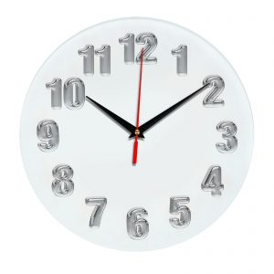 3D часы настенные 495