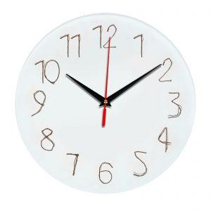 3D часы настенные 496