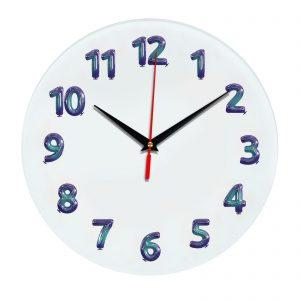 3D часы настенные 497