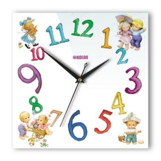 Детские настенные часы «Шалость»