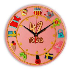 Настенные часы «42-years-old»