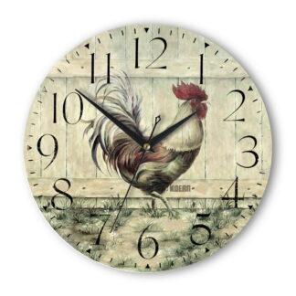 Часы настенные Петух