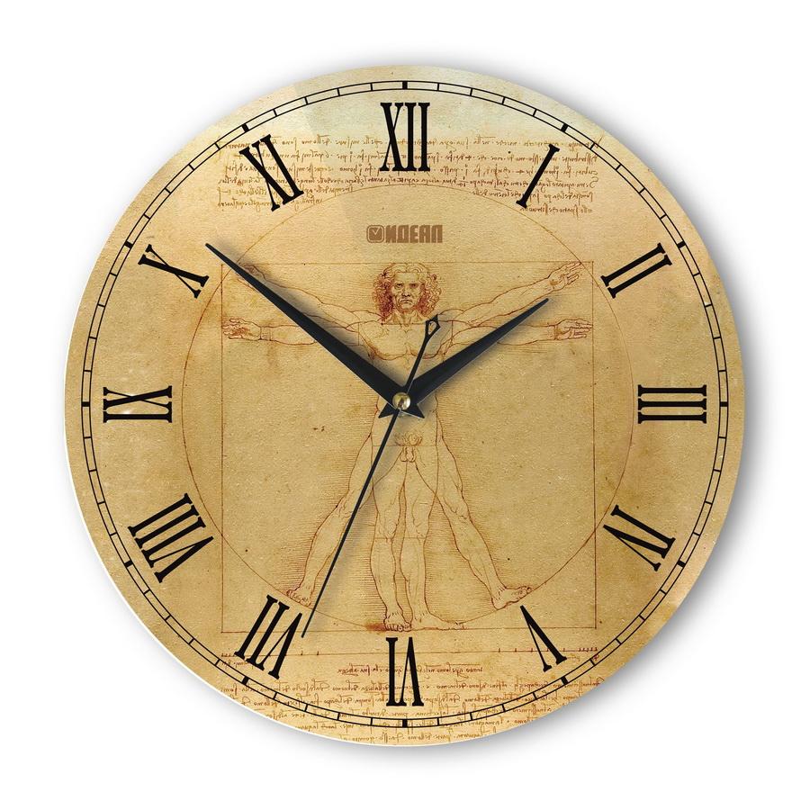 """Часы настенные """"Идеальные пропорции"""""""