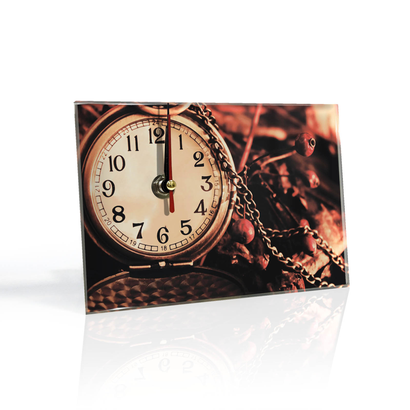 Настольные часы Антиквар