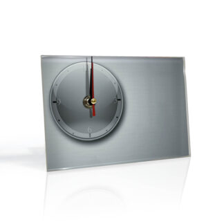 Настольные часы Диск