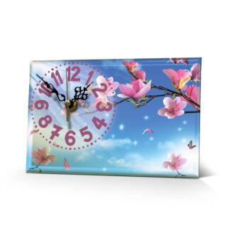 настольные часы Сакура
