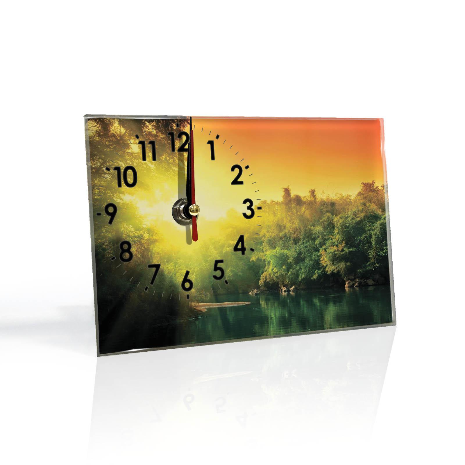 Настольные часы Рассвет