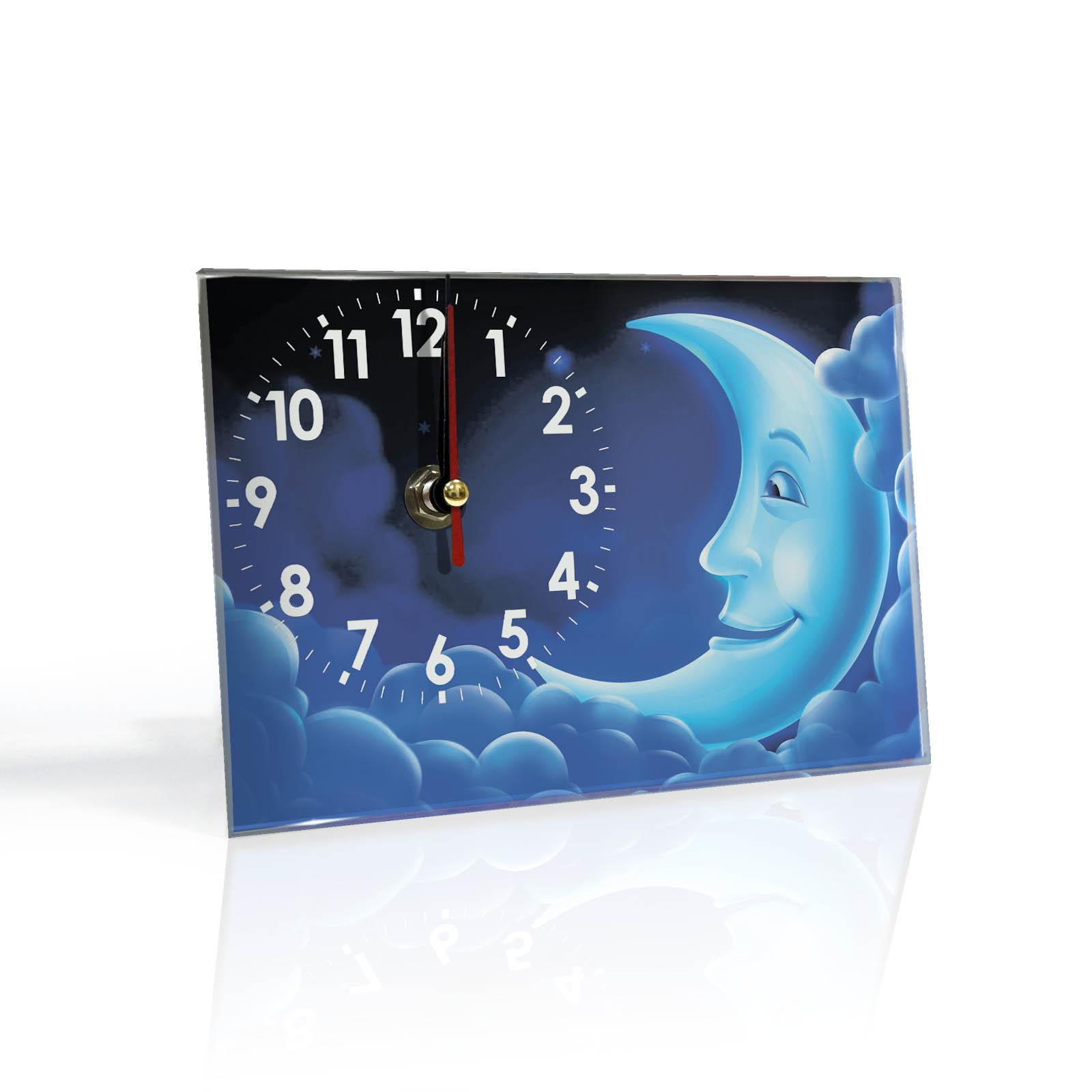 Настольные часы Месяц