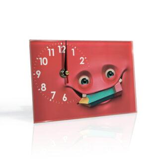 Настольные часы Улыбайся