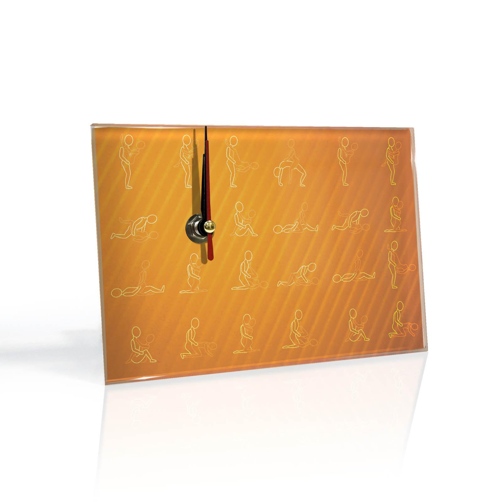 Настольные часы Камасутра