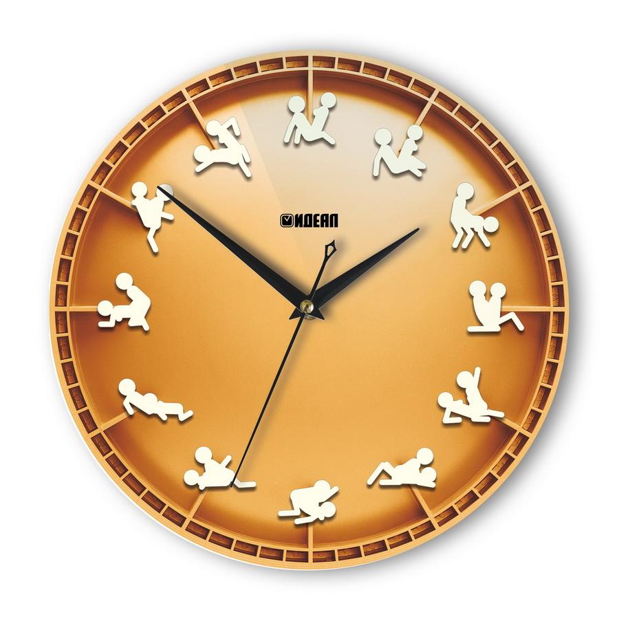 Часы прикол Камасутра