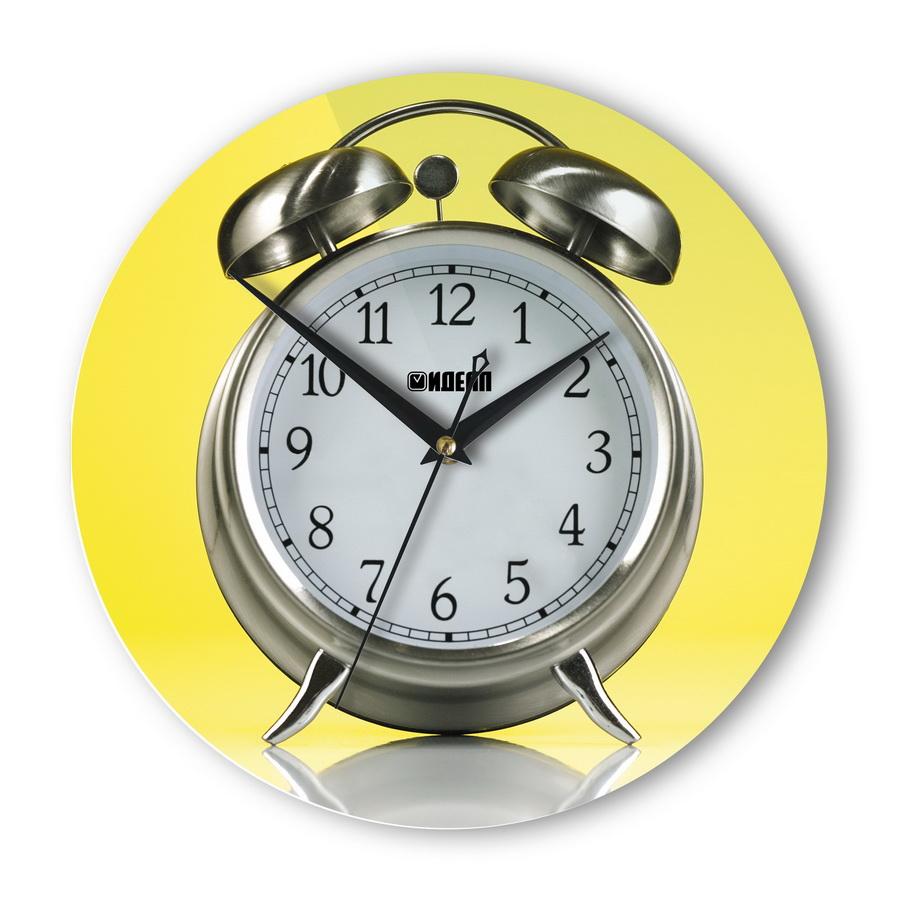 Настенные часы прикол «Будильник»