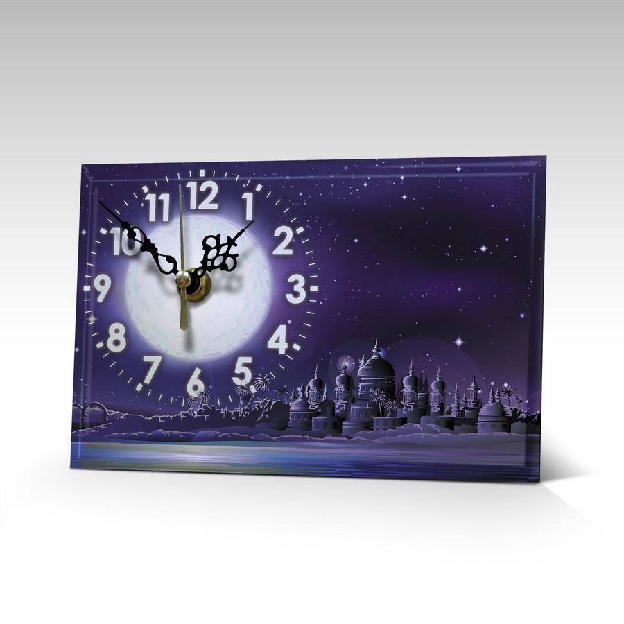 Часы настольные «Стамбул»